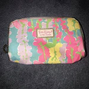 Lily Pulitzer Cosmetic Case